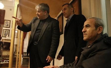 رئیس کمیسیون فرهنگی، اجتماعی و ورزش شورای شهر تبریز تاکید کرد: ضرورت مکانیابی مناسب برای موزه صدا در تبریز