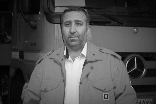 مدیرعامل سازمان آتشنشانی شهرداری تبریزدر اثرابتلا به کرونا دعوت حق را لبیک گفت