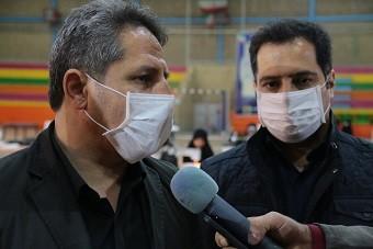 شهرداری تبریز در  صف اول مبارزه با کرونا قرار دارد