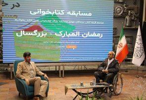 رییس کمیسیون فرهنگی اجتماعی شورای اسلامی شهر تبریز؛ استقبال مردم از پویش در خانه بخوانیم ماندگار است