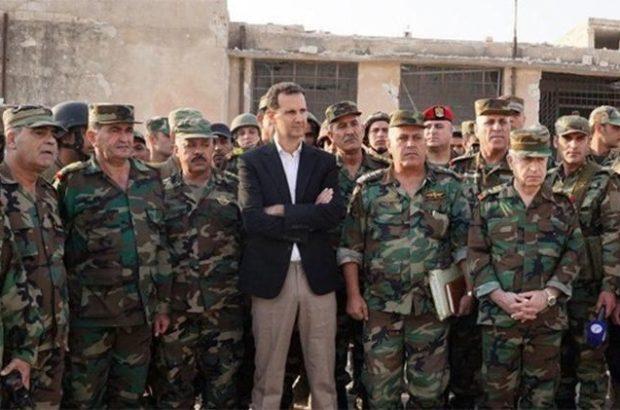 اردوغان: عملیات در شمال سوریه ادامه خواهد یافت/ بشار اسد: اردوغان دزد است