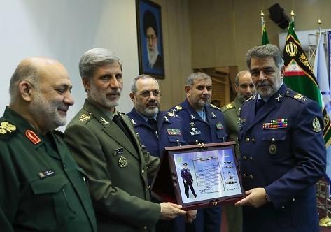 طی حکمی از سوی وزیر دفاع؛  امیر خواجه فرد مدیر عامل سازمان صنایع هوایی وزارت دفاع شد