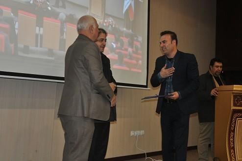 کسب مقام برتر توسط شرکت آب و فاضلاب روستایی آذربایجان شرقی
