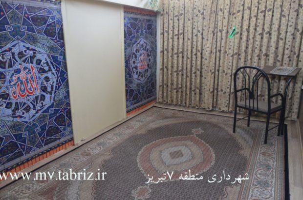 ارائه خدمات رفاهی در ایستگاه نوروزی شهرداری منطقه ۷ تبریز