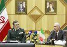 دیدار فرمانده نیروی انتظامی کشور با رئیس پلیس کشور ایتالیا
