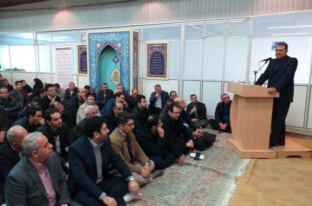 انتصاب سرپرست جدید شرکت آب و فاضلاب روستایی استان آذربایجان شرقی