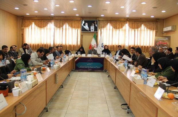 نشست خبری سازمان صنعت، معدن و تجارت آذربایجان شرقی برگزارشد