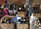 کشف مشروبات الکلی در شهرستان چاراویماق