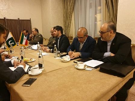 تأکید برایجاد امنیت پایدار مرزی /دخالت دشمنان فرامنطقهای عامل بیثباتی و ناامنی مرزهای ایران و پاکستان شده است