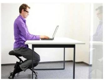 بادرست«نشستن»  از بیماری های مفصلی در ناحیه پا و کمر در امان باشیم