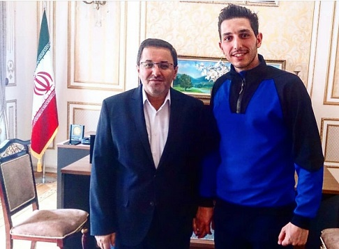 آکادمی فوتبال در باکو، مربی تبریزی به خدمت می گیرد/حمایت سفیر ایران از علی خادم