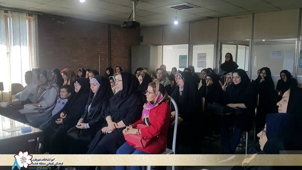 برگزاری همایش ازدواج آسان در خانه سلامت شهید عبداللهی
