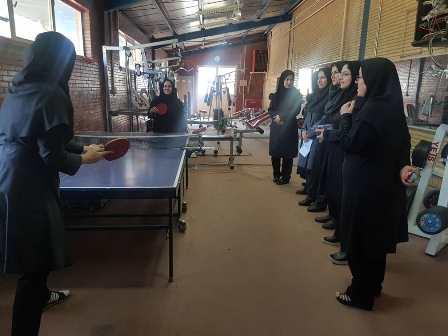 افتتاح مسابقات ورزشی کارکنان آموزش فنی و حرفه ای آذربایجان شرقی با رویکرد سلامتی و نشاط