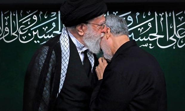 پیام تسلیت رهبر انقلاب به مناسبت شهادت سردار سپاه اسلام حاج قاسم سلیمانی
