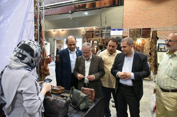 ضرورت ورود صنایع دستی و ظرفیت های گردشگری به بازارهای بینالمللی