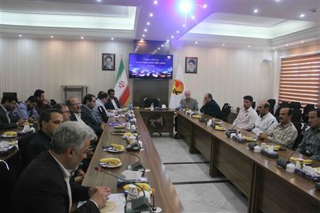 تدوین کتاب خاطرات همکاران ایثارگر برق تبریز