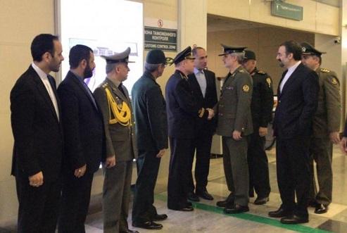 وزیر دفاع ایران وارد مسکو شد