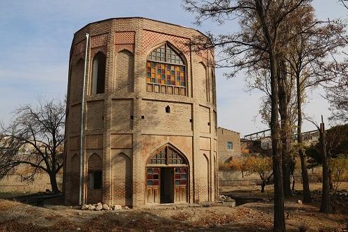تکمیل مرمت برج خلعت پوشان تبریز در سال جاری