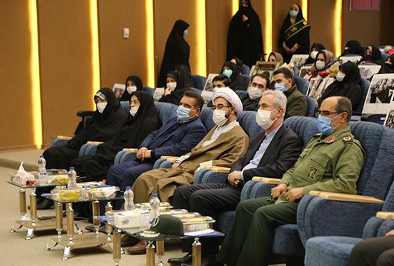 برگزاری هشتمین جشنواره ملی اسوه های صبر و مقاومت در تبریز+تصاویر