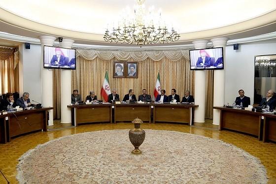 نشست مشترک فرمانداران، بخشداران و اعضای ستاد انتخابات و هیأت نظارت بر انتخابات استان برگزار شد