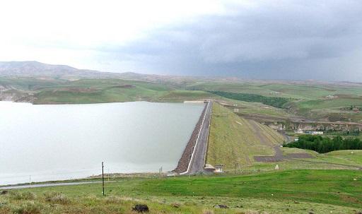 ۵۷ درصد ظرفیت آب سدهای آذربایجان شرقی پر شد