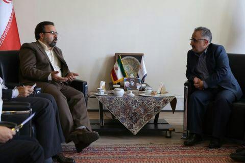 همکاریهای کانون پرورش فکری و اداره کل فرهنگ و ارشاد اسلامی توسعه می یابد