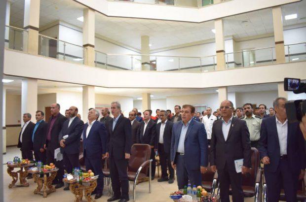 افتتاح ساختمان جدید مرکز علمی کاربردی شیرین عسل با حضور استاندار آذربایجان شرقی