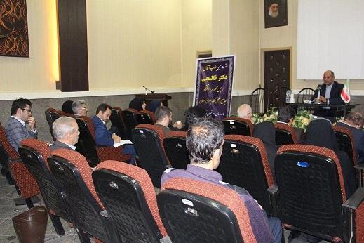 نشست رئیس دانشگاه جامع علمی کاربردی استان آذربایجان شرقی با مدرسان مرکز آموزشی بهزیستی