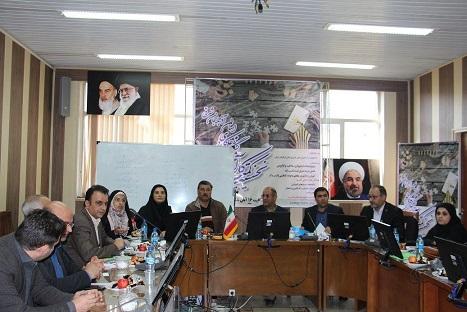 نخستین کمپ کارآفرینی دانشگاه جامع علمی کاربردی استان آذربایجان شرقی به کار خود پایان داد