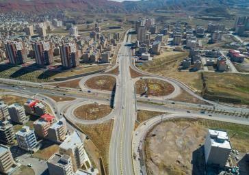 با احداث پل جدید  لوپ ناقص تقاطع غیر همسطح حضرت ولی عصر( عج ) تکمیل می شود