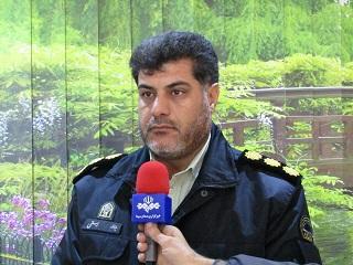 کشف ۱۲۰ کیسه آرد قاچاق در آذرشهر