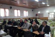 جلسه توجیهی فاز سوم طرح تحول ترویجی احیای دریاچه ارومیه درمرکز جهاد کشاورزی گوگان برگزارشد