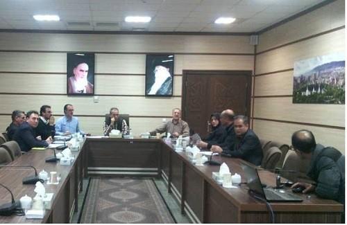 برگزاری جلسه بررسی جانمایی در تنها مرز زمینی ایران و اتحادیه اوراسیا