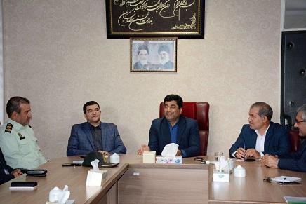 برگزاری مراسم تودیع و معارفه ۴ نفر از مدیران اداره کل منابع طبیعی و آبخیزداری استان آذربایجان شرقی