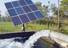تامین انرژی مورد نیاز چاههای آب کشاورزی از طریق نیروگاههای برق خورشیدی