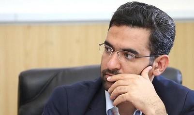 آذری جهرمی در گفتگو با خانه ملت: اینترنت مختل نشده است/ اینترنت داخلی معنا ندارد