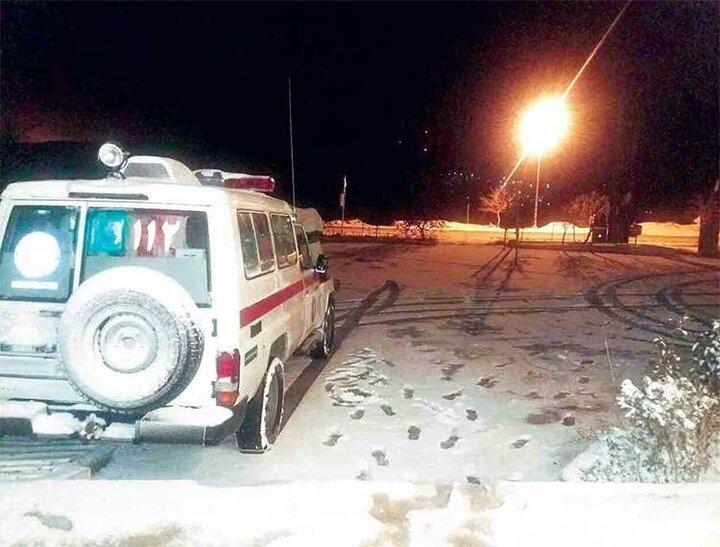 همکاریهای بینالمللی برای نجات زوج گردشگر خارجی در ایران | تماس تلفنی خانواده دختر سوئیسی