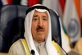 برکنار ی وزرای دفاع و کشورکویت توسط امیر کویت