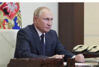 پوتین روسیه را یک هفته تعطیل کرد سیاسی