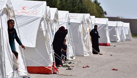 ۴۵۵ خانوار زلزلهزده در روستاهای میانه اسکان اضطراری یافتند