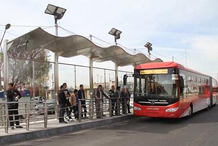 تجهیز ۶۰ خط و ۴۰۷ دستگاه اتوبوس به تعرفه الکترونیکی