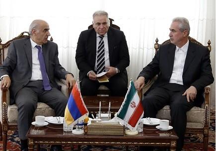 هماکنون ایران چهارمین شریک اقتصادی ارمنستان است