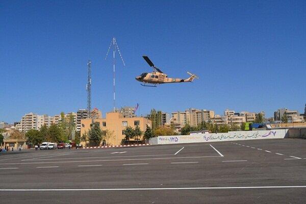 با دستور شهردار تبریز و برای اولین بار در شمالغرب کشور؛ باند ایستگاه شهدای ولیعصر (عج) با فرود بالگرد امدادی آغاز به کار کرد