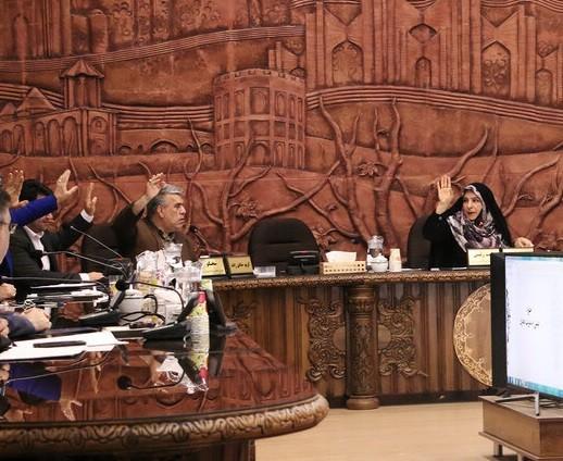 در جلسه امروز شورای شهر تبریز؛ دو بخش از احکام توسعه پنجساله شهرداری تبریز تصویب شد