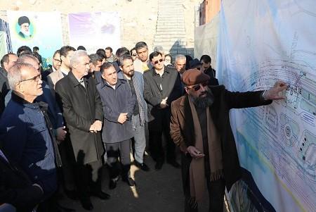 شهردار تبریز: ۷هکتار از اراضی شهرداری در اختیار ایستگاه راهآهن خاوران قرار گرفت