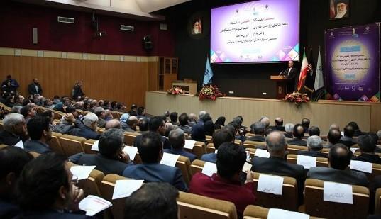 استاندار آذربایجان شرقی به عنوان استاندار برگزیده حامی پژوهش و فناوری معرفی شد