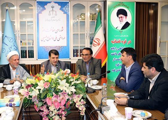 تأکید رئیس کل دادگستری آذربایجان شرقی بر ضرورت اجرای طرح هادی روستاها