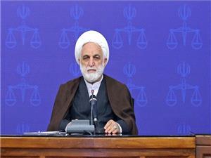دستورمحسنی اژهای برای پیشگیری از نفوذ جریانات فاسد در قوه قضاییه