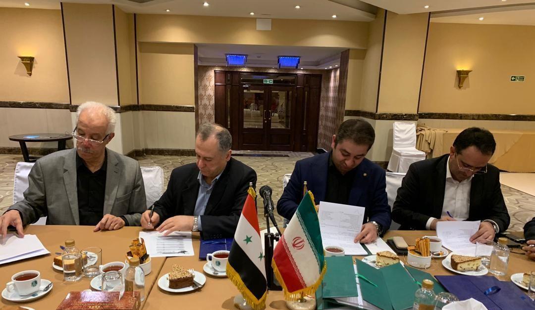 امضای بزرگترین قرارداد صادراتی گروه ماشین سازی تبریز