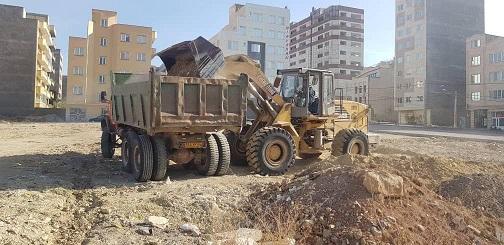 شهردار منطقه ۵ خبر داد : آغازعملیات عمرانی اولین پارک تخصصی کودک تبریز
